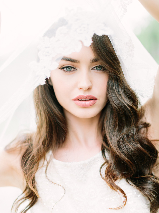 wedding hair trials