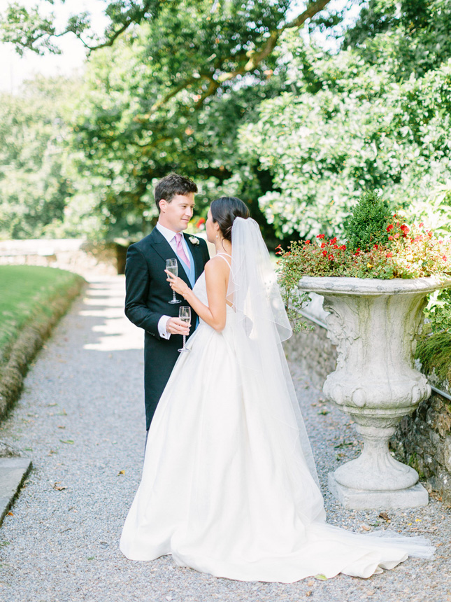 Jessica And Geoffu0027s Fairytale Waterford Castle Wedding All Came About After  Geoff Proposed A Week After They Moved Into A Flat They Bought Together In  ...