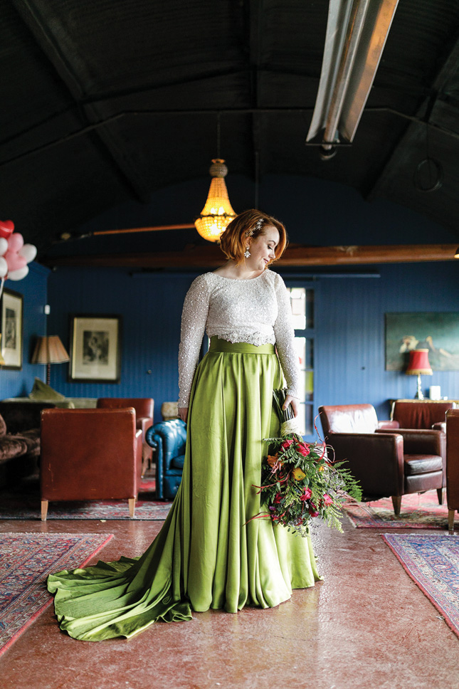 The gorgeous wedding dresses 33 real Irish brides chose for their ...