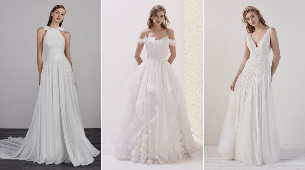 The New Preview 2019 Collections From Pronovias, And Where