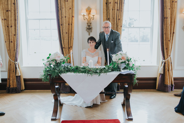 GALLERY: Laois couple hold a private wedding due to Covid