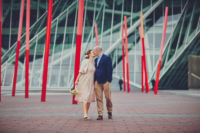 dublin city wedding
