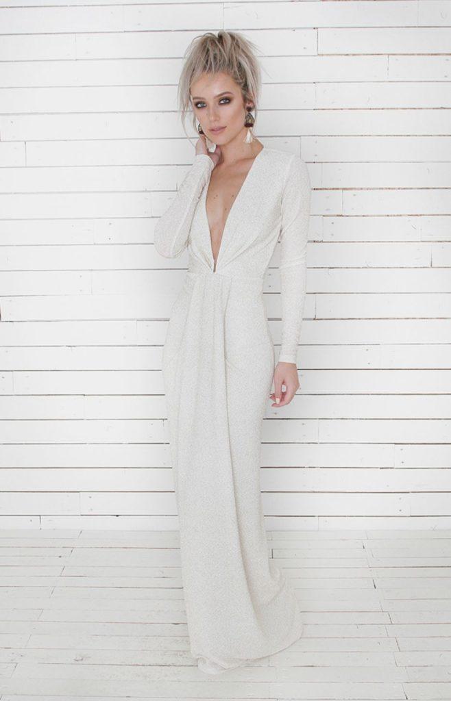 alternative wedding gowns