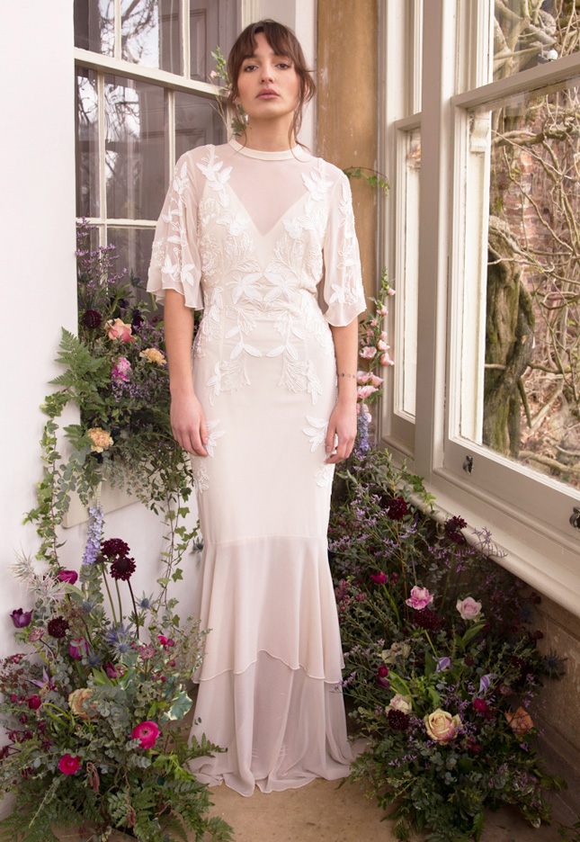 16 Affordable High Street Wedding Dresses We Re Loving Right Now