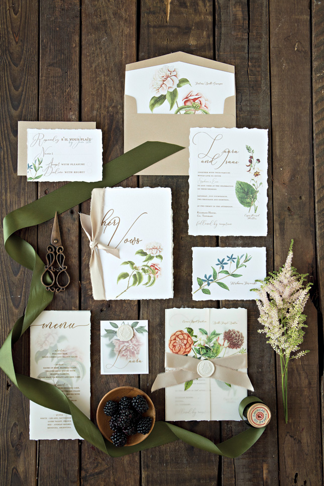 wedding décor trends
