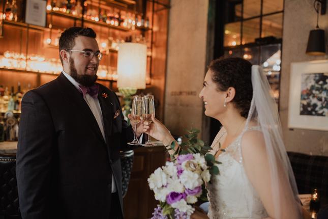 Dean Hotel wedding dublin