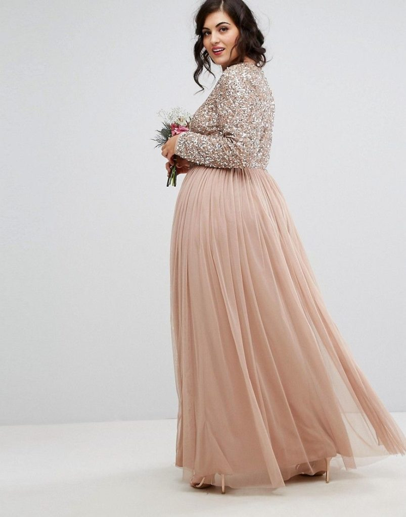 Plus Size Bridesmaids Dresses and Where to Shop For Them | Confetti.ie
