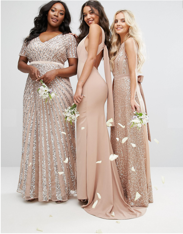 Plus Size Bridesmaids Dresses and Where to Shop For Them ...