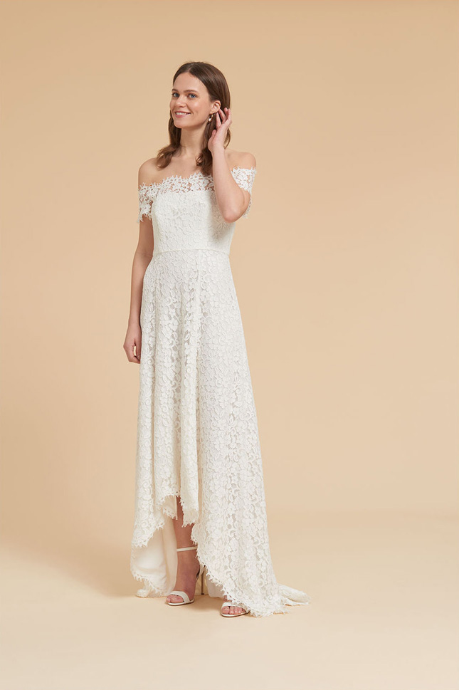 Affordable wedding dress - highstreet wedding dress - Whistles wedding dress