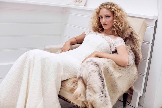 Highstreet wedding dresses - highstreet wedding shoes