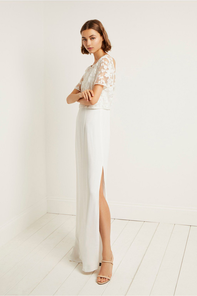 Affordable wedding dresses - highstreet wedding dresses