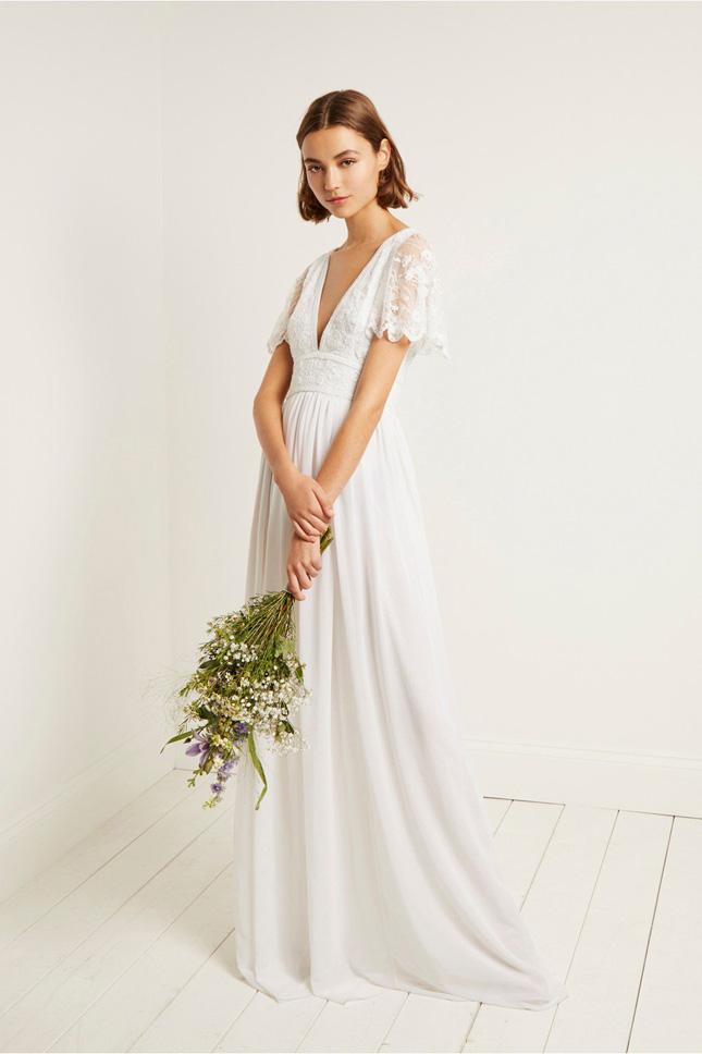 Affordable wedding dresses - highstreet weddings dresses