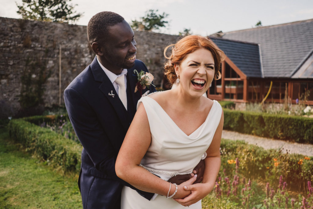 2e893d3510 An Irish summer wedding was on the cards for Emma and Alier who held their  beautiful day at Kilshane House