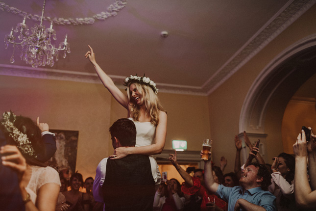 house party wedding