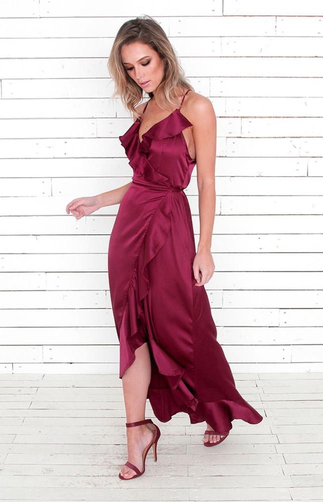 Alternative bridesmaid dresses