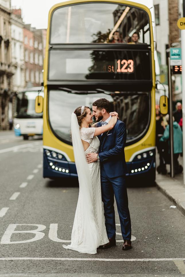 dublin city wedding