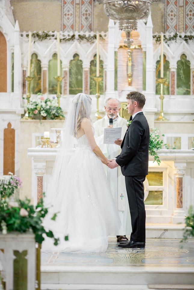 virginia park lodge wedding oldcastle church
