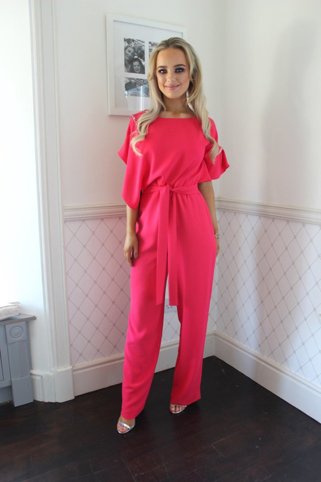 jumpsuit wedding guest