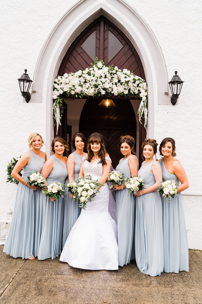 Silver Tassie Hotel wedding