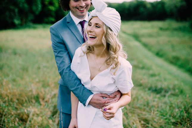 bride wearing turban