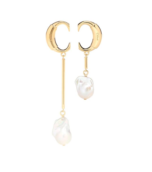 Chloe earrings for wedding