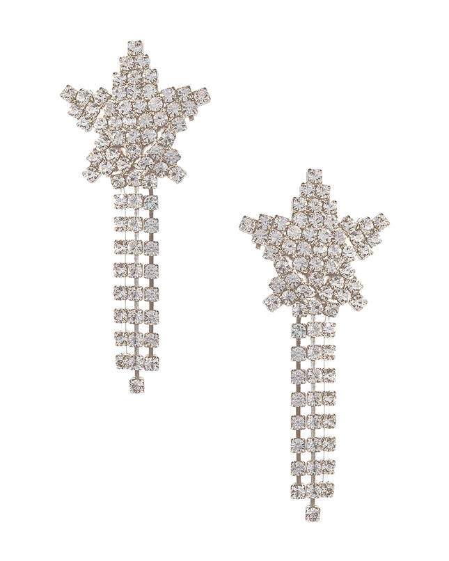 Jennifer Behr earrings for wedding