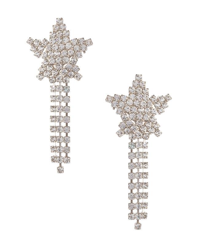 Jennifer Behr earrings for wedding