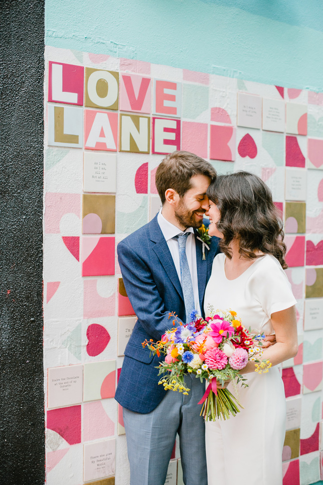 love lane city wedding