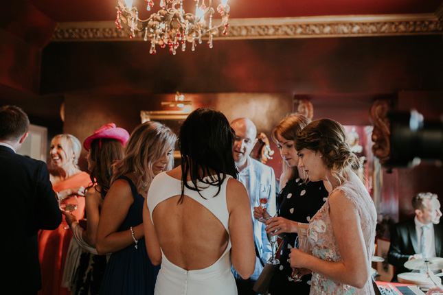 Ciara and Peter's Intimate Celebration at Ballinacurra House