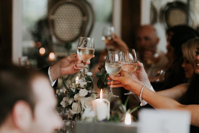 intimate celebration