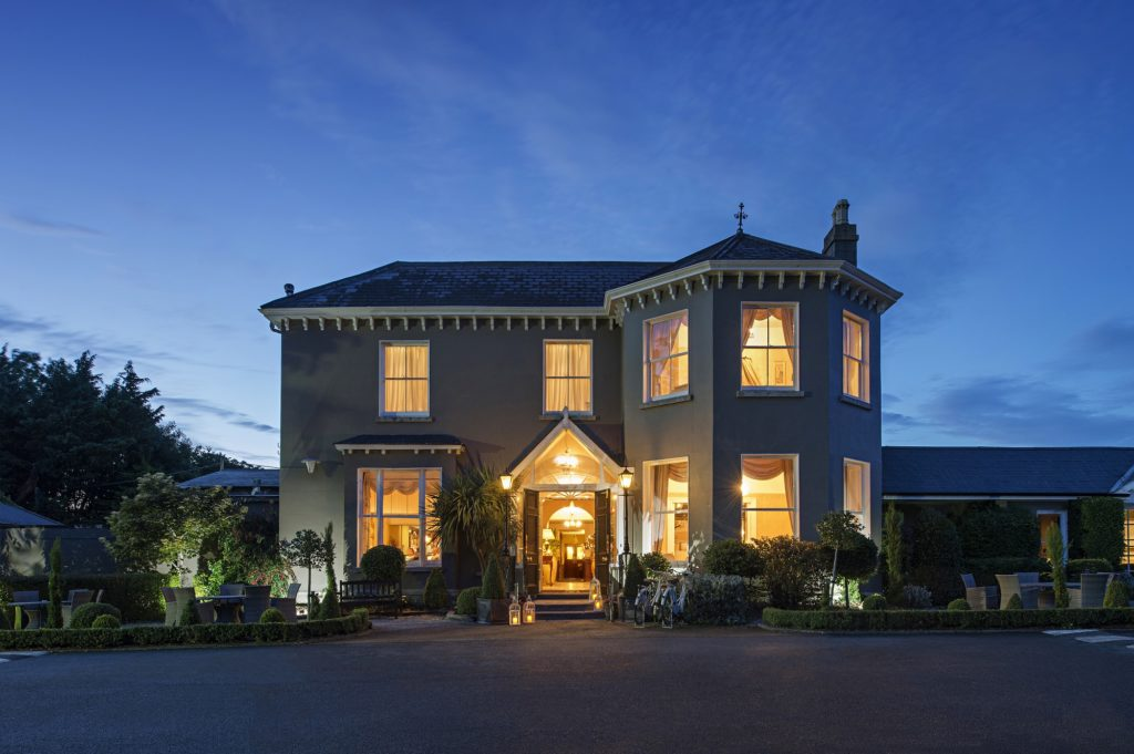 Irish wedding venues wicklow