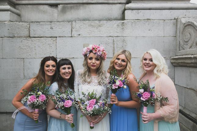 Dublin city celebration
