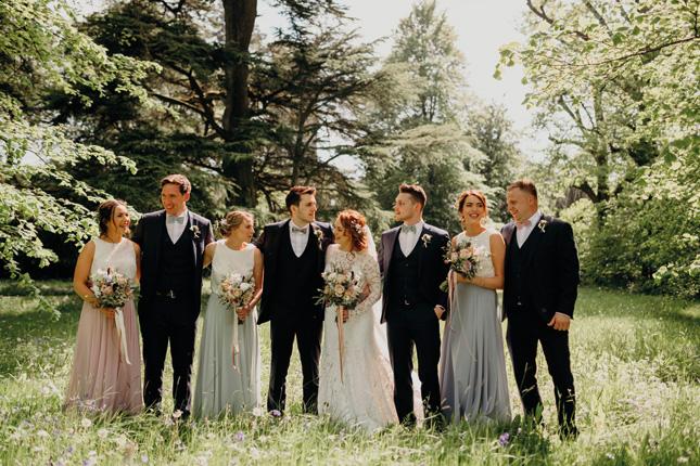monaghan wedding