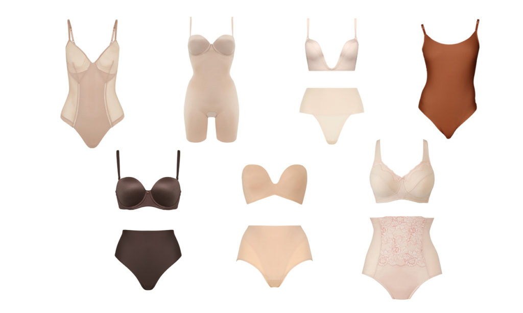 19 Wedding Shapewear Pieces That Are Perfect For Any Wedding Dress Confetti Ie,Petite Plus Size Wedding Dresses