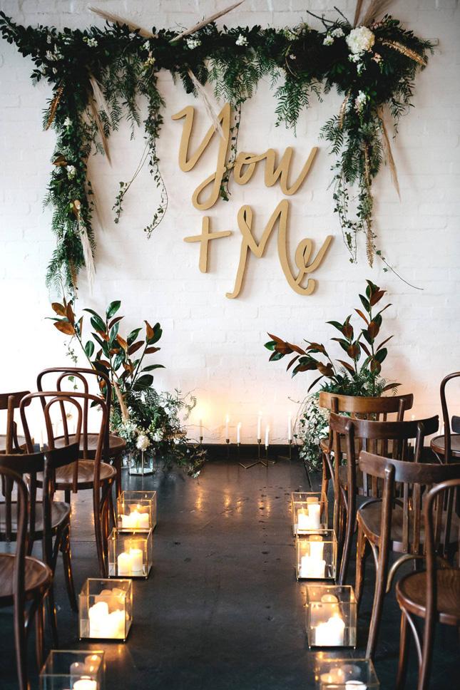instagramable wedding