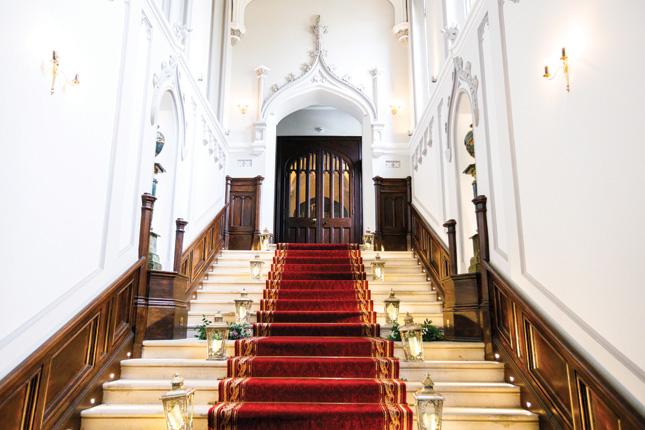 markree castle wedding