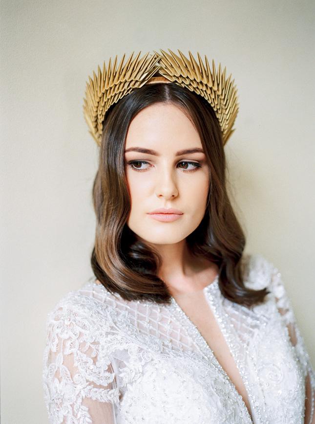 irish wedding hair accessories