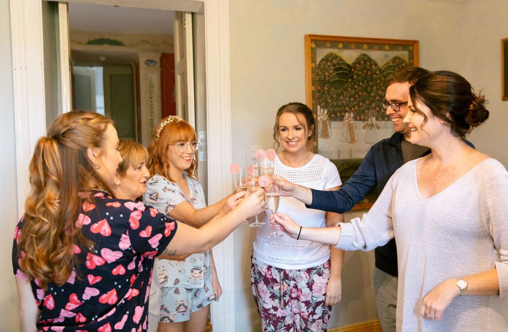 loughcrew wedding