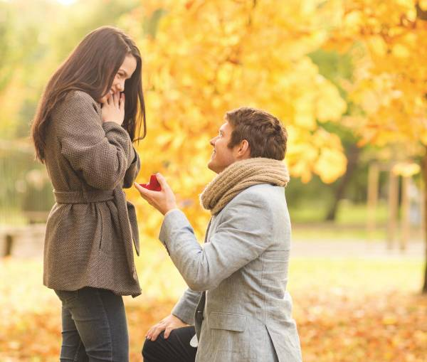 Was Yours Ireland's Most Romantic Proposal?